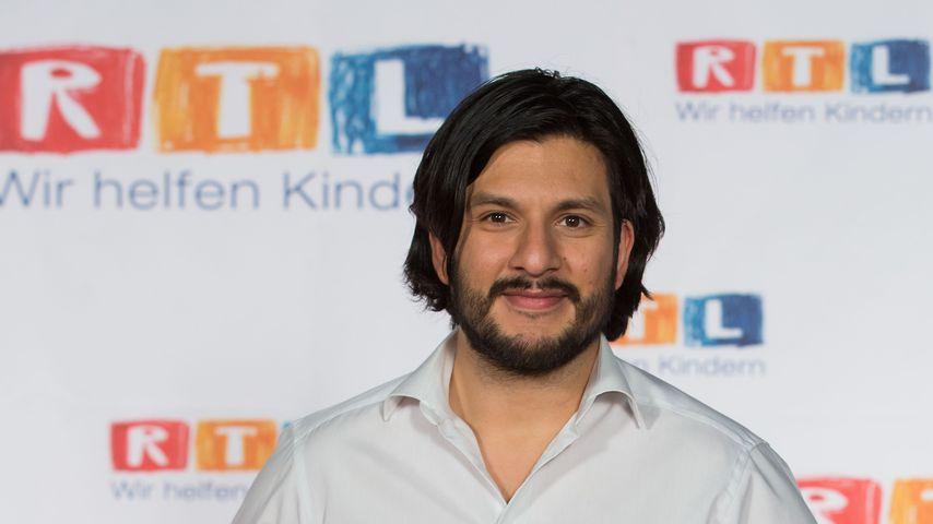 Francisco Medina, TV-Star