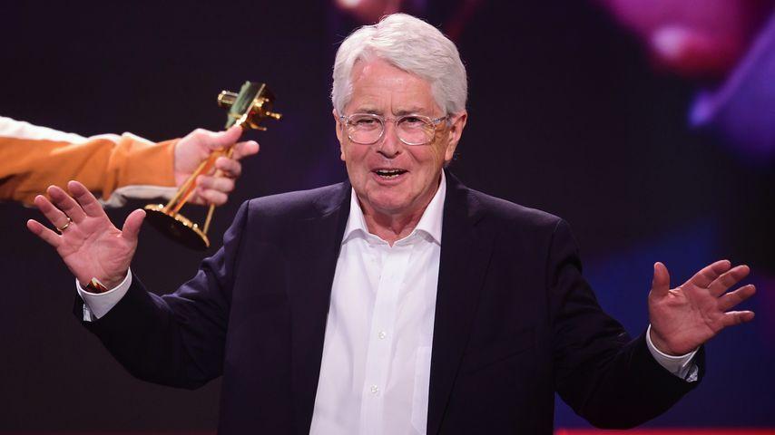 Frank Elstner bei den YouTube Goldene Kamera Digital Awards 2019