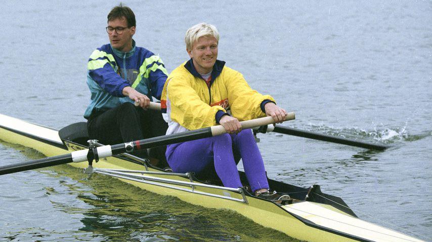 Frank Richter und Roland Baar