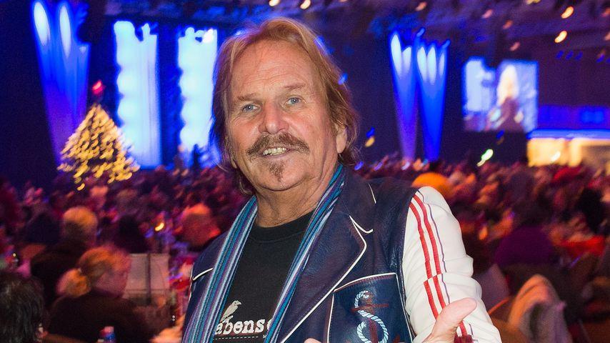Mit 75 Jahren: Schlagerstar Frank Zander hat Prostata-Krebs