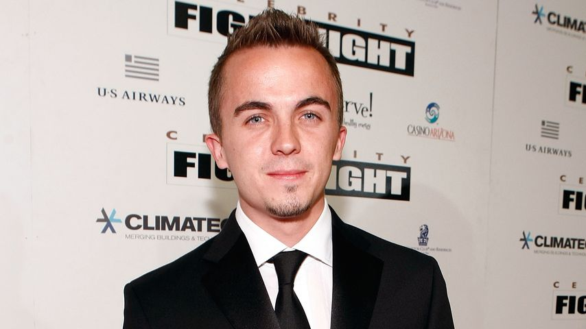 Frankie Muniz in Phoenix