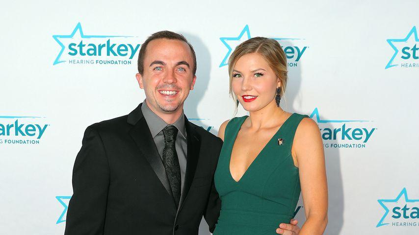 Frankie Muniz und seine Frau Paige