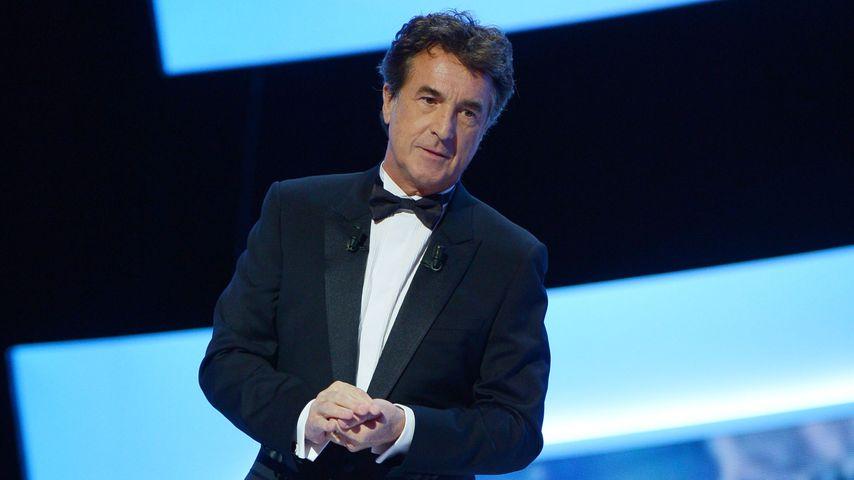 François Cluzet beim Filmpreis César, Februar 2014