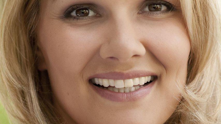 Franzi van Almsick: Ohne Baby-Hormone fall ich um!