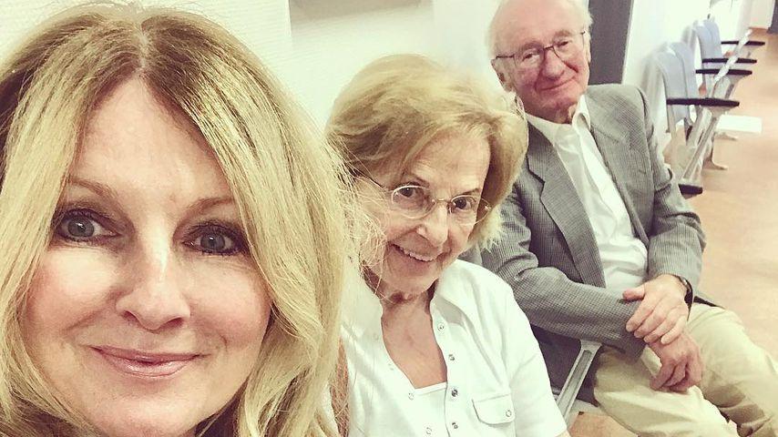 Seltener privater Einblick: Frauke Ludowig zeigt ihre Eltern