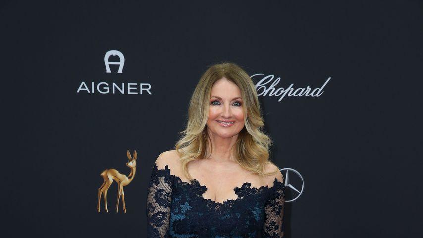 Frauke Ludowig bei den Bambi Awards im November 2019