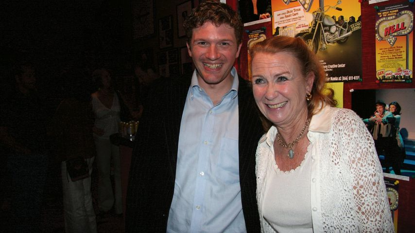Fred Caruso bei einer Musical-Eröffnung in Hollywood 2006