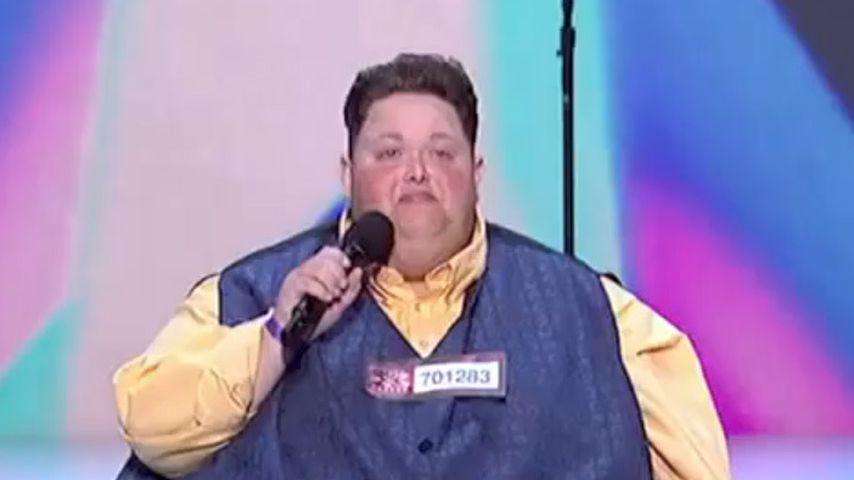 X Factor: Gewichtiger Auftritt von 245-Kilo-Mann