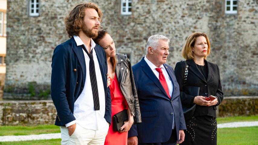 Frederik Götz, Livia Matthes, Heinz Hoenig und Nicole Kersten