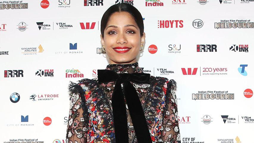 Freida Pinto bei einer Awardshow in Melbourne