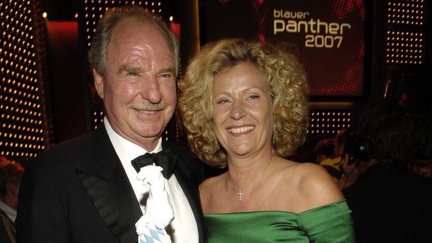 Friedrich und Gaby von Thun beim Bayrischen Fernsehpreis