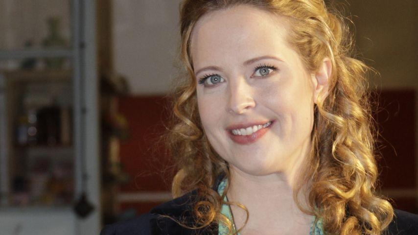 """""""Frisch gepresst"""": Diana Amft ungewollt schwanger"""