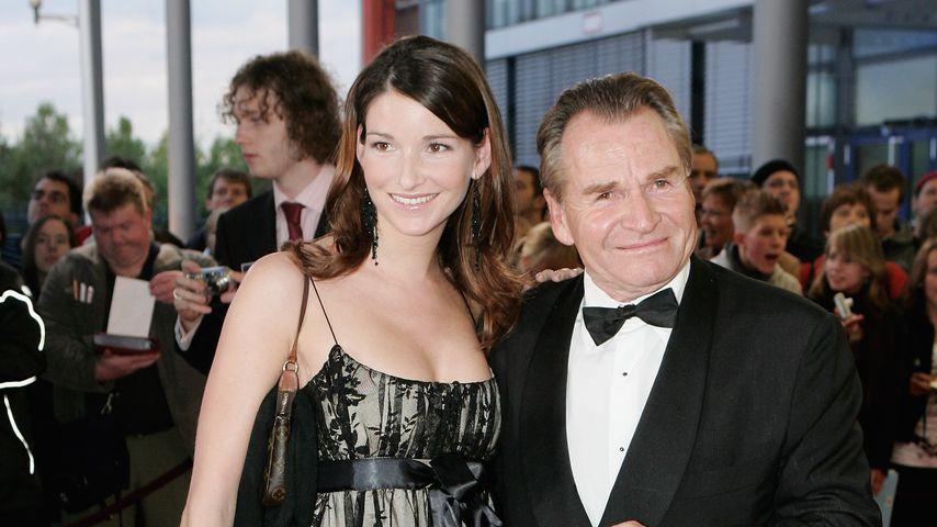 Fritz Wepper mit seiner Tochter Sophie