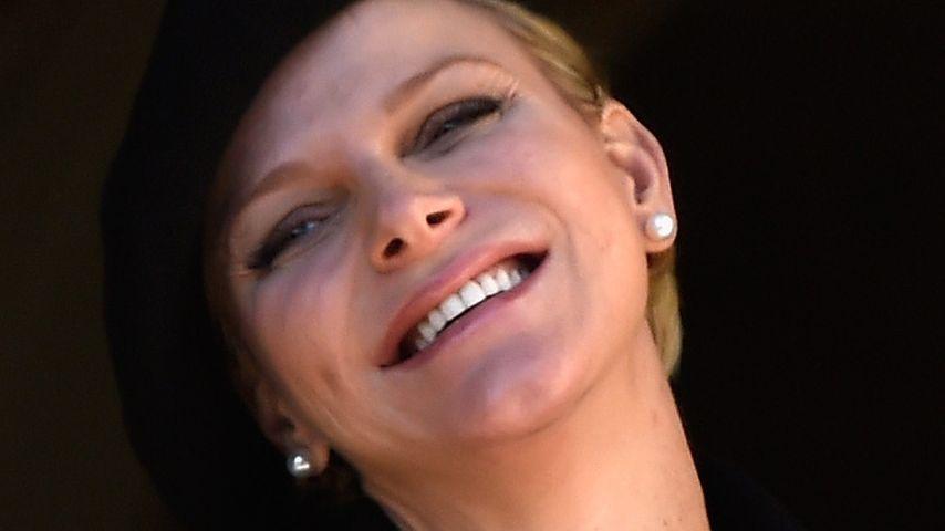Fürstin Charlène: 1. Statement nach der Geburt