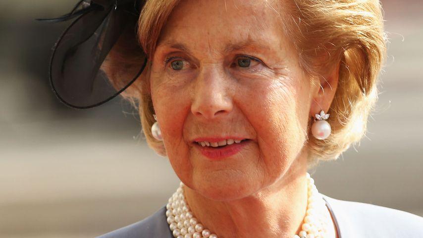 Fürstin Marie von und zu Liechtenstein (†81) beigesetzt