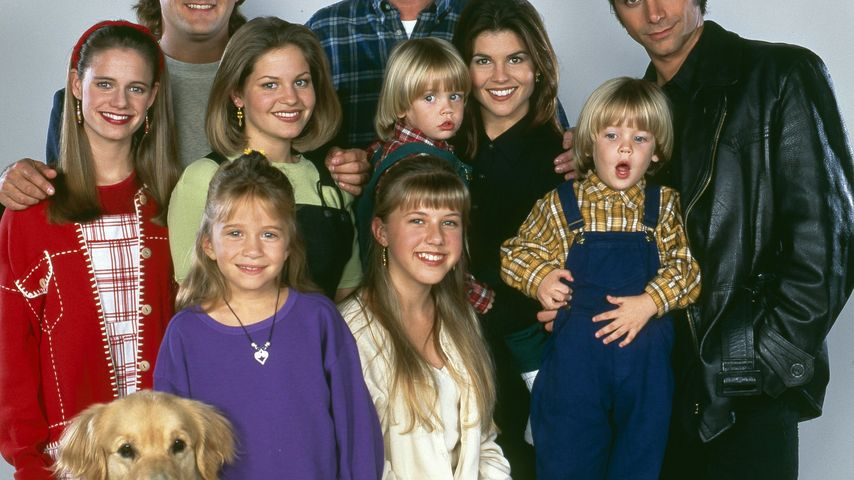 """Full House""-Cast"