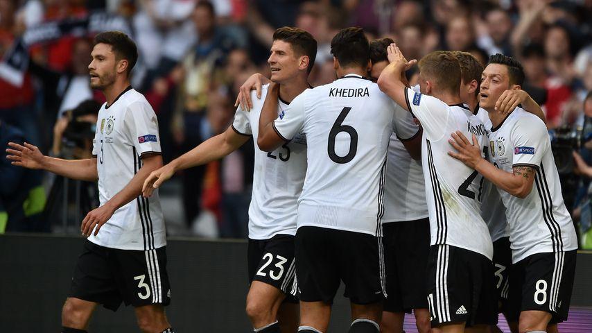 Fussball-EM 2016: Deutschland vs Slowakei
