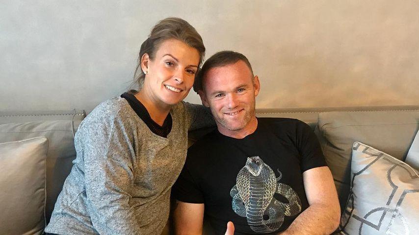 Boy oder Girl? Coleen & Wayne Rooney über Babygeschlecht