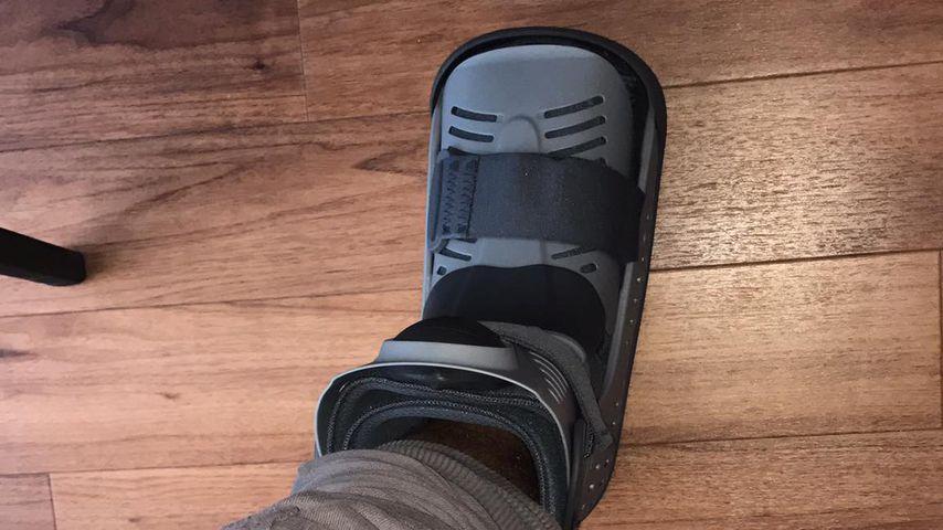 Fußverletzung von Pietro Lombardi