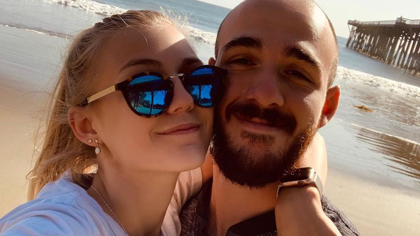 Gabby Petito und ihr Verlobter Brian Laundrie