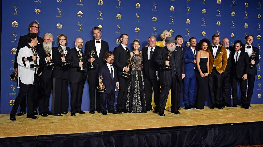 "Der ""Game of Thrones""-Cast bei den Emmy Awards 2018"