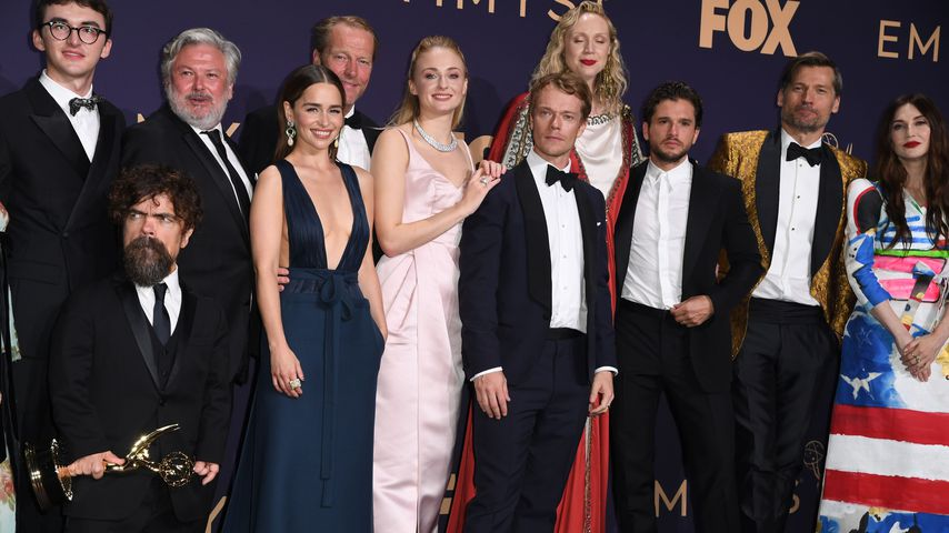 "Der Cast von ""Game of Thrones"" bei den 71. Emmy Awards"