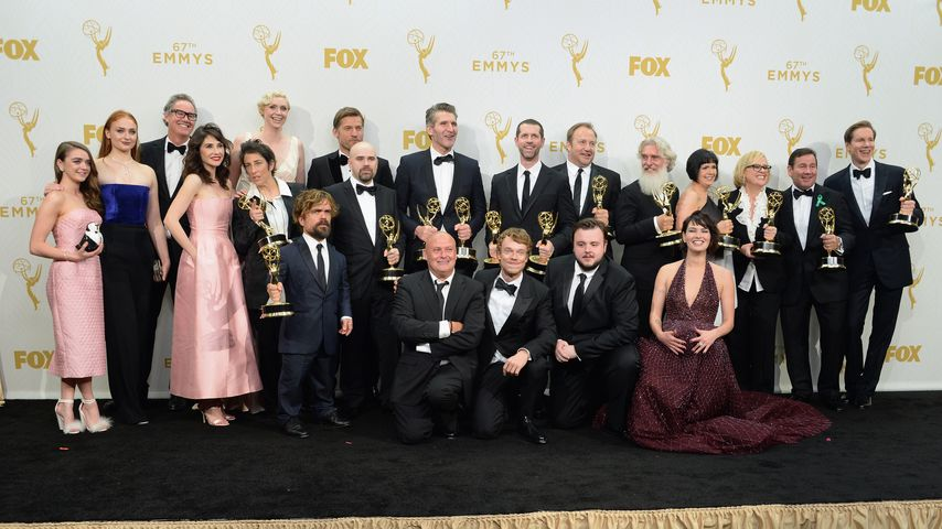 Game of Thrones Cast bei den Emmys