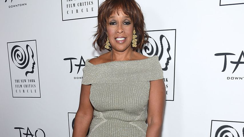 Gayle King in New York City