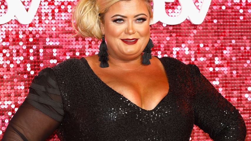 Gemma Collins im November 2017