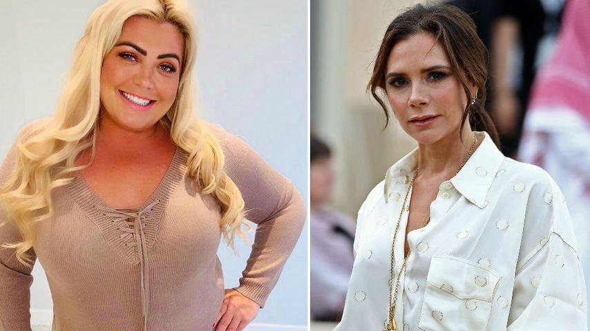 Gemma Collins wünscht sich Modekarriere wie von Vic Beckham