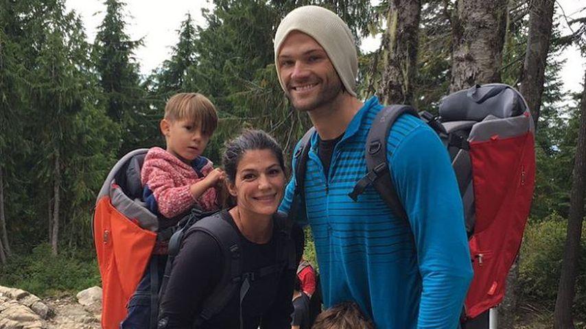 Nicht mehr lange: Jared Padalecki fiebert aufs 3. Baby hin!