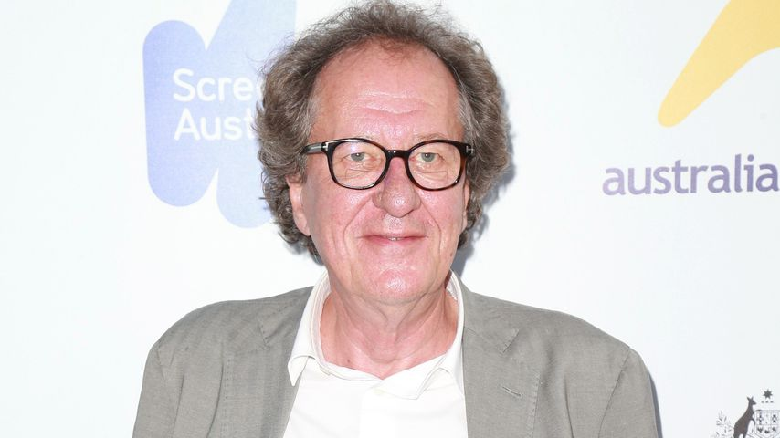 Geoffrey Rush in Beverly Hills, 2017