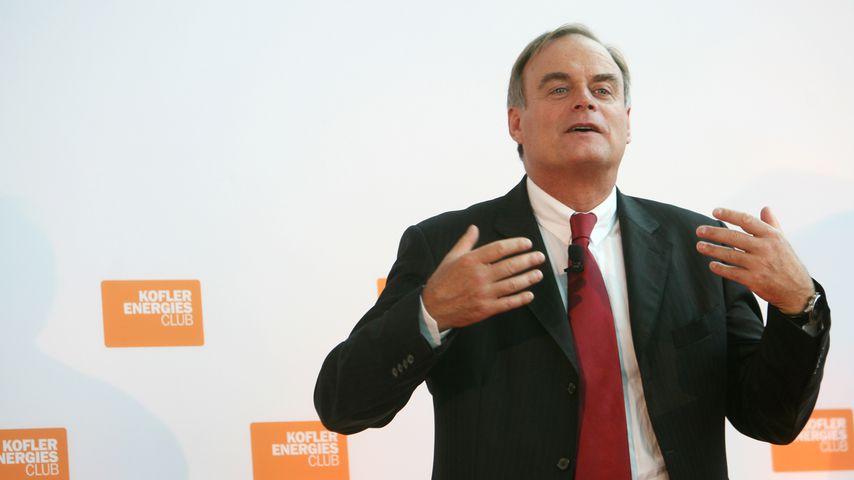 Georg Kofler im Oktober 2010 in Frankfurt