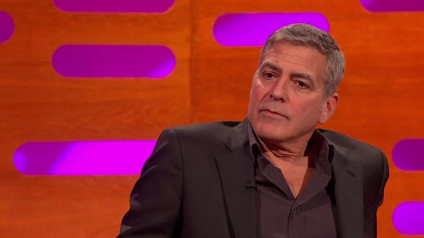 Resigniert? George Clooney wird jetzt einfach alt