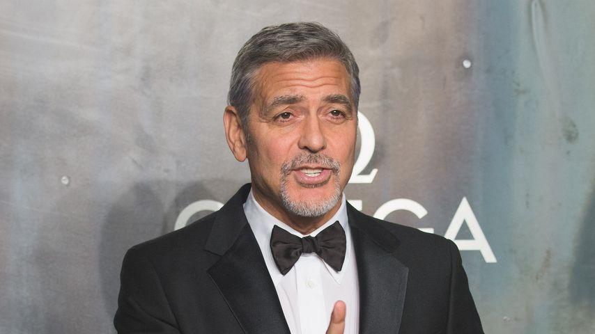 Zwillings-Papa Clooney: Mit diesen Frauen gab es KEINE Babys