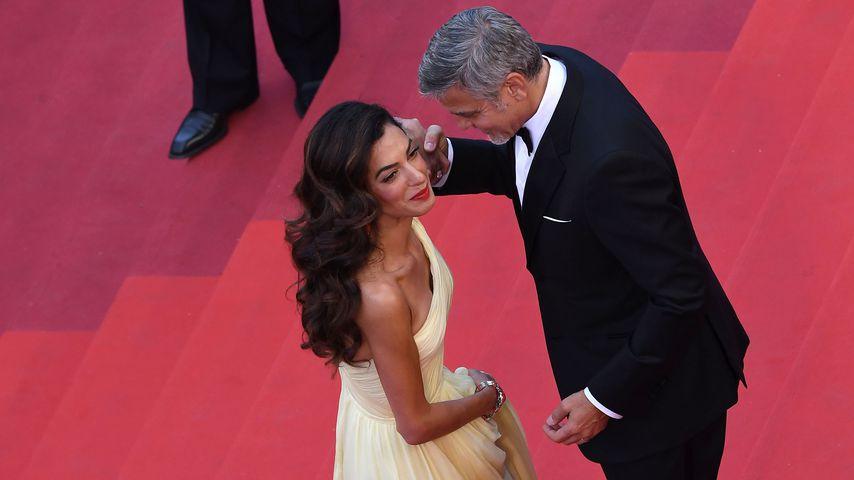 George Clooney: Seine Amal ließ ihn immer wieder zappeln!