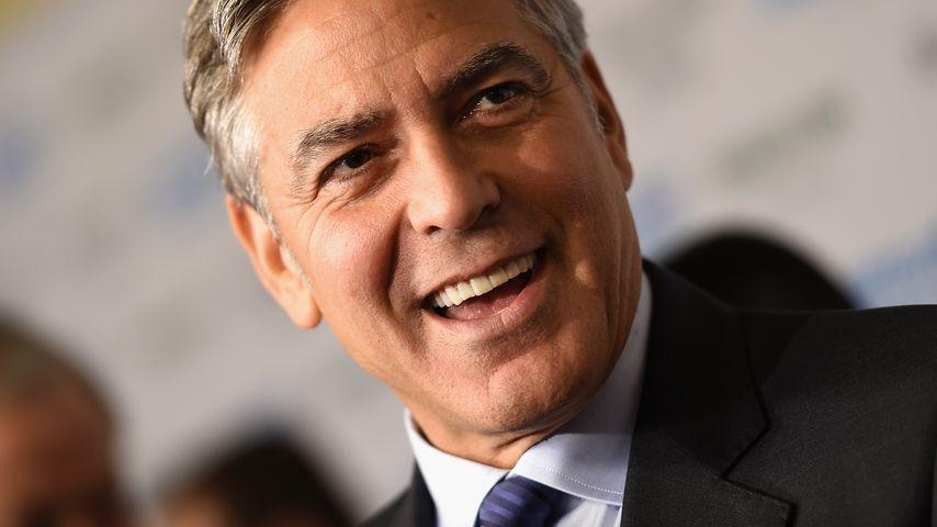 Ganz offiziell! Keiner ist stylisher als Clooney