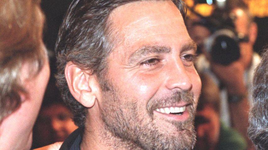 George Clooney im Jahr 1999