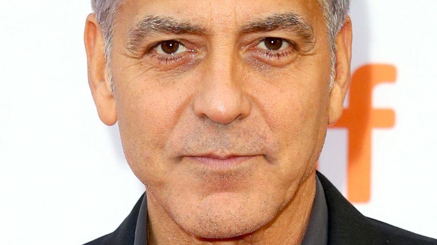 """George Clooney bei der """"Suburbicon""""-Premiere 2017"""
