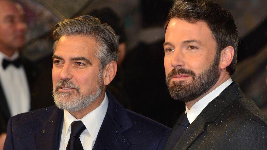 "Neu-""Batman"" Ben Affleck: Geheimer Tipp von George Clooney"