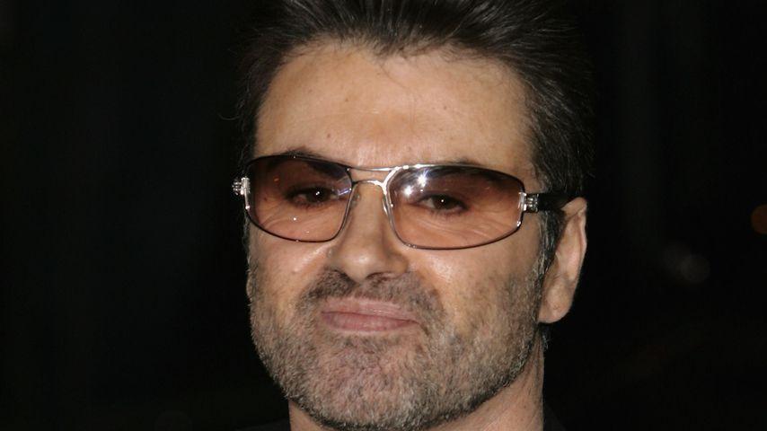"George Michael beim Screening zu ""A Different Story"" 2005"