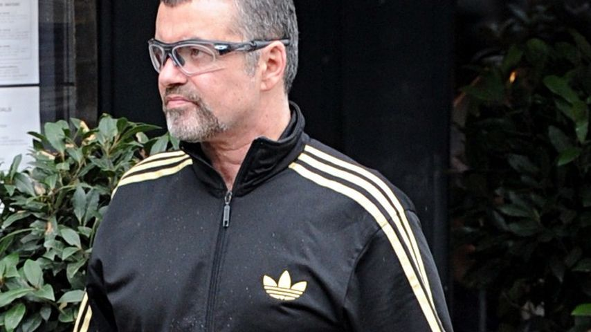 Crack & Kokain: Wie schlimm steht es um George Michael?