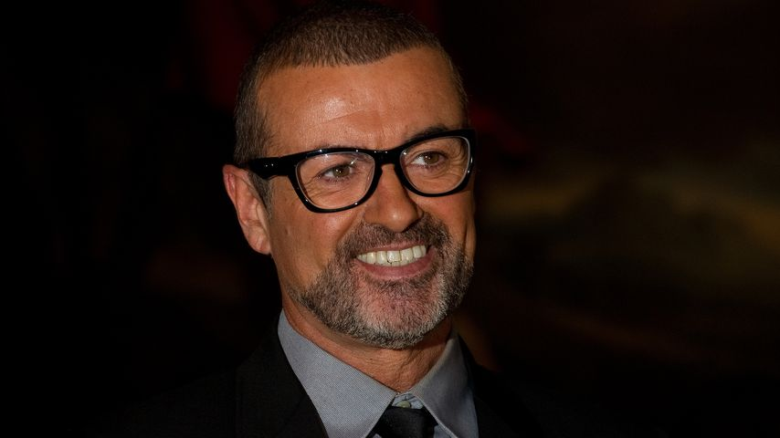 George Michael im Mai 2011 in London