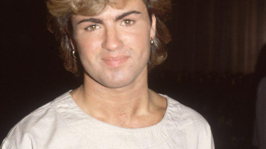 George Michael 1984 in London