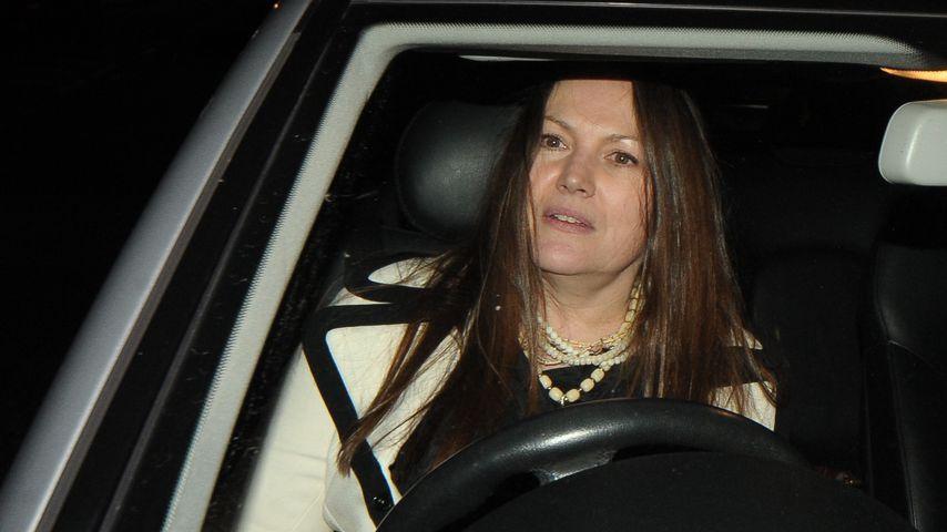 George Michaels Schwester Melanie Panayiotou