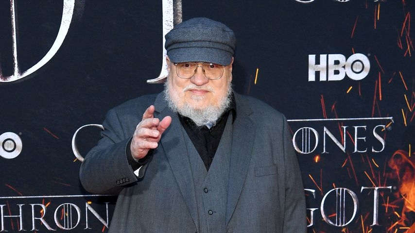 """George R. R. Martin, """"Game of Thrones""""-Schöpfer"""