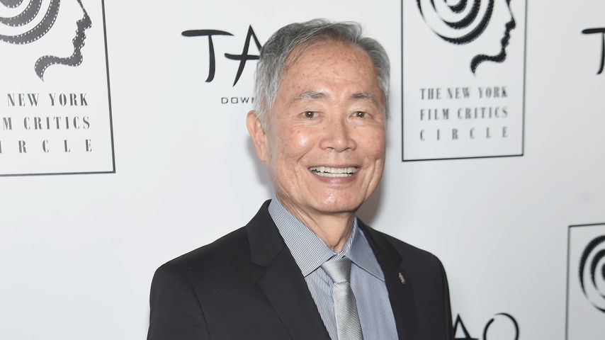 George Takei bei den Film Critics Circle Awards 2015 in New York