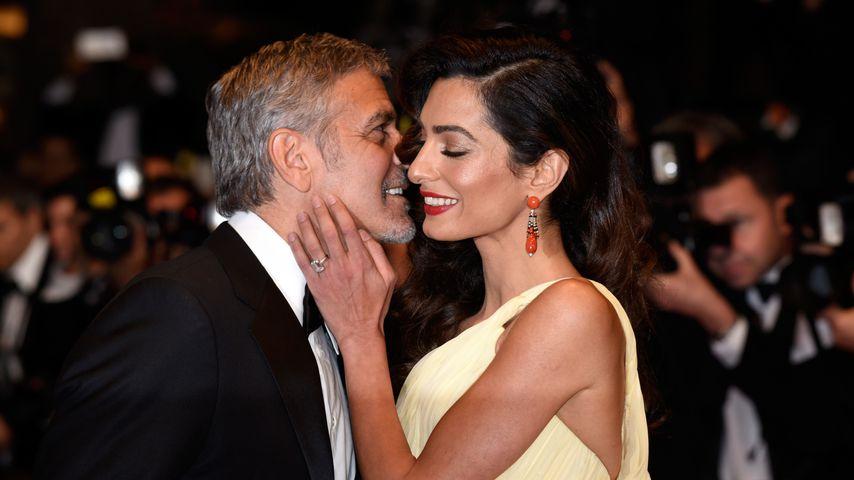 Erst nach 6 Monaten! Clooneys dekorieren Baby-Zimmer