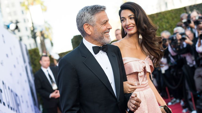 George und Amal Clooney bei der American Film Institute's 46th Life Achievement Award Gala