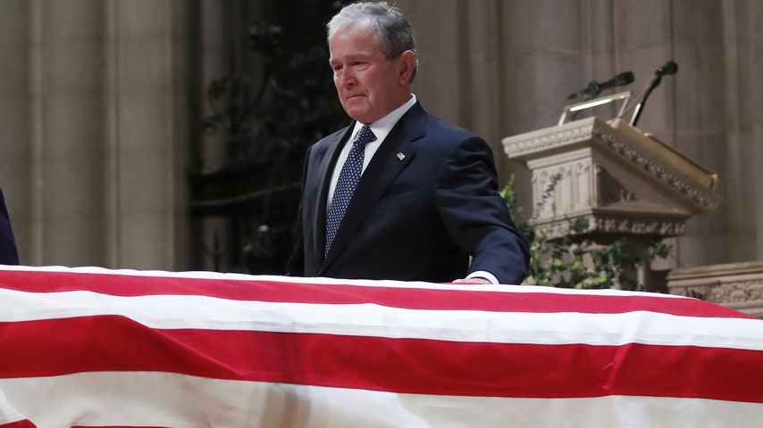 George W. Bushs Tante Nancy (94) ist an Corona gestorben